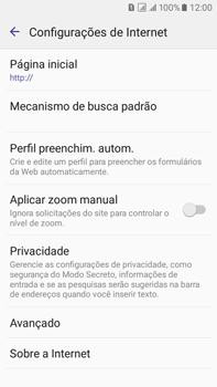 Como configurar a internet do seu aparelho (APN) - Samsung Galaxy On 7 - Passo 27