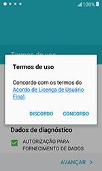 Como configurar pela primeira vez - Samsung Galaxy J1 - Passo 7