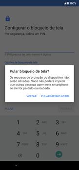 Como ativar seu aparelho - Motorola Moto E6 Plus - Passo 11