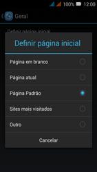 Como configurar a internet do seu aparelho (APN) - Huawei Y3 - Passo 25
