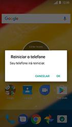 Como configurar a internet do seu aparelho (APN) - Motorola Moto C Plus - Passo 20