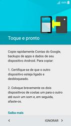 Como ativar seu aparelho - Samsung Galaxy A5 - Passo 8