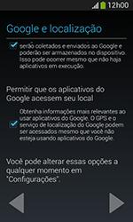 Como configurar pela primeira vez - Samsung Galaxy Grand Neo - Passo 11