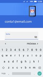 Como configurar seu celular para receber e enviar e-mails - Lenovo Vibe C2 - Passo 13