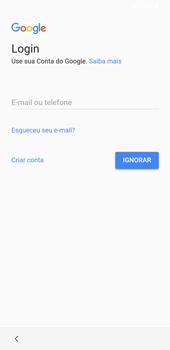 Como configurar pela primeira vez - Samsung Galaxy S9 - Passo 10