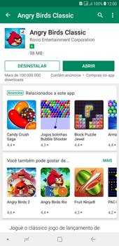 Como baixar aplicativos - Samsung Galaxy J4+ - Passo 16