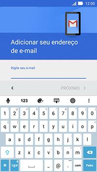 Como configurar seu celular para receber e enviar e-mails - Asus ZenFone Go - Passo 10