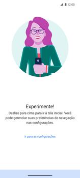 Como configurar pela primeira vez - Motorola Edge - Passo 19