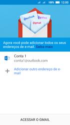 Como configurar seu celular para receber e enviar e-mails - Lenovo Vibe C2 - Passo 12