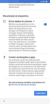 Como configurar pela primeira vez - Samsung Galaxy S9 Plus - Passo 16