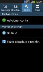 Como restaurar as configurações originais do seu aparelho - Samsung Galaxy Core Plus - Passo 5