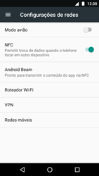 O celular não recebe chamadas - Motorola Moto G5 Plus - Passo 5