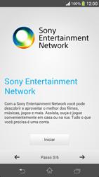 Como ativar seu aparelho - Sony Xperia SP - Passo 6