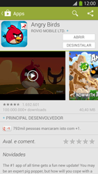 Como baixar aplicativos - Samsung Galaxy S IV - Passo 18