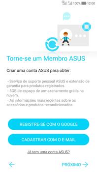 Como ativar seu aparelho - Asus Zenfone Selfie - Passo 20