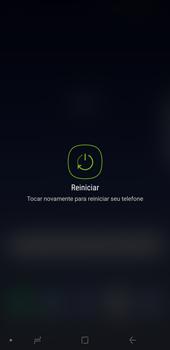 Como configurar a internet do seu aparelho (APN) - Samsung Galaxy S9 Plus - Passo 29