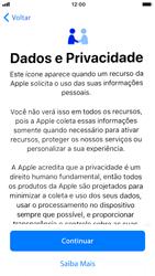 Como configurar pela primeira vez - Apple iPhone 7 - Passo 9