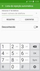 Como bloquear chamadas de um número específico - Samsung Galaxy J2 Duos - Passo 8