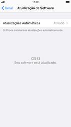 Como atualizar o software do seu aparelho - Apple iPhone 8 - Passo 6