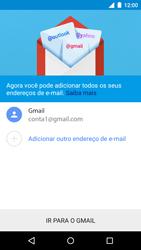 Como configurar seu celular para receber e enviar e-mails - Motorola Moto G (3ª Geração) - Passo 14