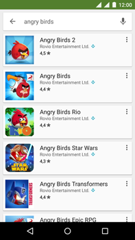 Como baixar aplicativos - Motorola Moto X Play - Passo 15