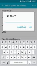 Como configurar a internet do seu aparelho (APN) - Samsung Galaxy J3 Duos - Passo 11