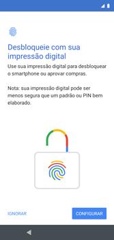 Como configurar pela primeira vez - Motorola Moto G7 Play - Passo 9