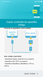 Como configurar pela primeira vez - Samsung Galaxy S7 - Passo 14
