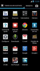 Como configurar seu celular para receber e enviar e-mails - Motorola RAZR MAXX - Passo 3