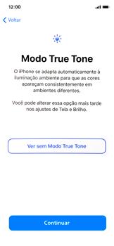 Como configurar pela primeira vez - Apple iPhone X - Passo 29