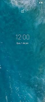 Como reiniciar o aparelho - Motorola Edge - Passo 4