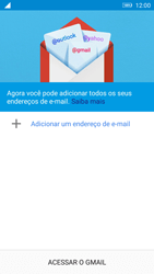 Como configurar seu celular para receber e enviar e-mails - Lenovo Vibe K6 - Passo 5