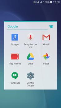 Como configurar seu celular para receber e enviar e-mails - Samsung Galaxy J7 - Passo 4