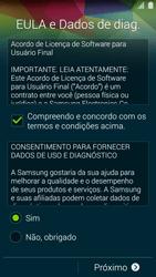 Como ativar seu aparelho - Samsung Galaxy S5 - Passo 7