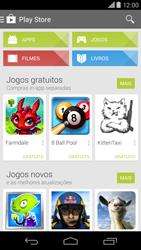 Como baixar aplicativos - Motorola Moto X (2ª Geração) - Passo 4