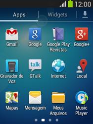 Como configurar a internet do seu aparelho (APN) - Samsung Galaxy Pocket - Passo 18