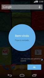 Como configurar pela primeira vez - Motorola Moto X (2ª Geração) - Passo 10