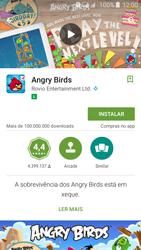 Como baixar aplicativos - Samsung Galaxy J5 - Passo 17