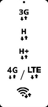 Explicação dos ícones - Samsung Galaxy S20 Plus 5G - Passo 7
