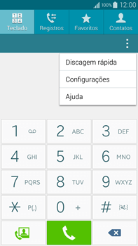 Como bloquear chamadas de um número específico - Samsung Galaxy Note - Passo 5