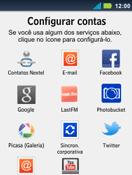 Como configurar seu celular para receber e enviar e-mails - Motorola Master - Passo 5