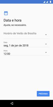 Como ativar seu aparelho - Motorola Moto G6 Play - Passo 12