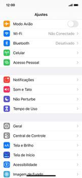 O celular não faz chamadas - Apple iPhone 11 Pro - Passo 3