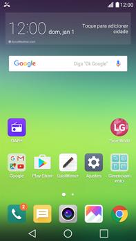 Como bloquear chamadas de um número específico - LG G5 Stylus - Passo 2