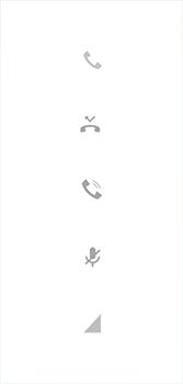 Explicação dos ícones - Motorola Moto G7 - Passo 1