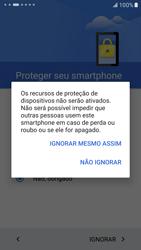 Como configurar pela primeira vez - Samsung Galaxy S7 Edge - Passo 17