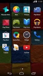 Como baixar aplicativos - Motorola Moto X (2ª Geração) - Passo 3