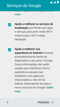 Como configurar pela primeira vez - Motorola Moto X Play - Passo 14