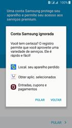 Como configurar pela primeira vez - Samsung Galaxy J5 - Passo 15