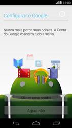 Como configurar pela primeira vez - Motorola Moto X (2ª Geração) - Passo 8